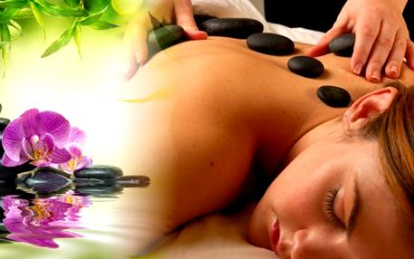 Masáž horkými kameny - Hot Stone Massage + diagnostika svalového a kloubního aparátu v salonu Kondice v Plzni!! Čeká Vás 60 minut prohřívací a uvolňující masáže!! Využíváme exotických aromatických olejů pro vaše maximální uvolnění!!