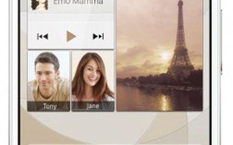 Elegantní mobil HUAWEI Ascend P7 White