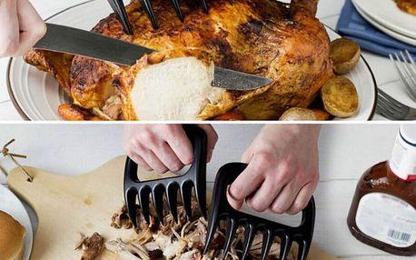 Drápy na pohodlnou přípravu masa!