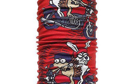 Originální multifunkční bezešvý šátek Buff Kukuxumusu