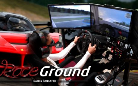 Zazávoďte si až se 4 kamarády v přesné kopii F1 trenažeru ze sezóny 2014 či v trenažeru vozů GT v Praze!