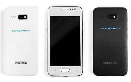 Smartphone Elitronics W8 mini s Androidem