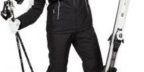 Dámské lyžařské kalhoty - Hannah EYDRIEN černá 342