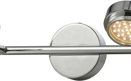 Nástěnné světlo Button Two - doprava zdarma!