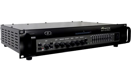 Baskytarový hybridní zesilovač Ampeg SVT-3PRO