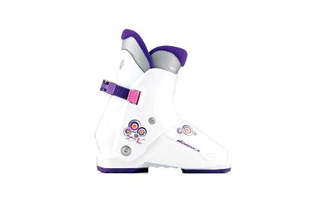 Dětské sjezdové boty Nordica Super N01