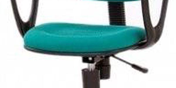Dětská židle Darian (zelená)