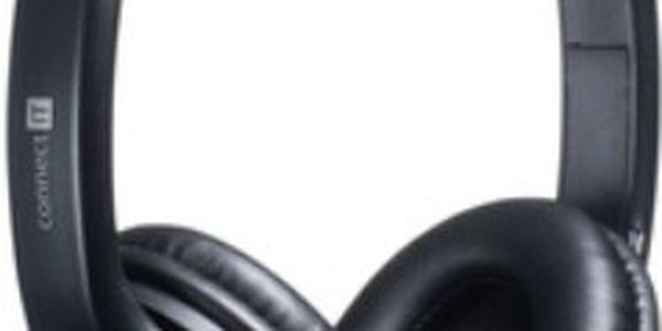 Connect IT Bluetooth stereo sluchátka s mikrofonem