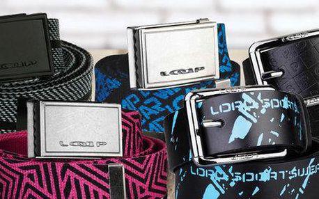 Trendy pásky LOAP v mnoha variantách