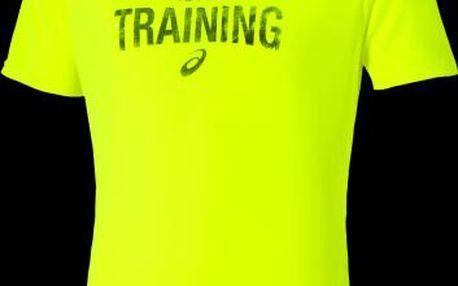 Extrémně lehké a pohodlné pánské tréninkové tričko Asics