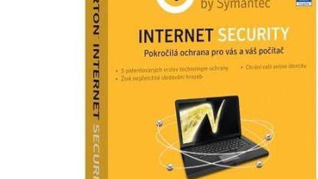 Software Symantec Internet Security 2013 CZ