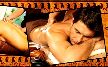 Egyptské léčebné masáže proti bolesti
