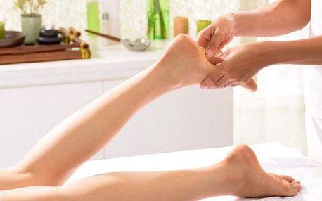 Reflexní terapie a thajská masáž nohou