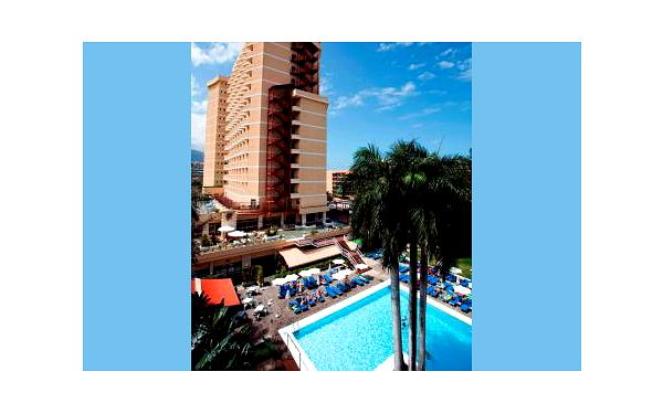 Be Live Adults Only Tenerife, Tenerife, letecky, polopenze5
