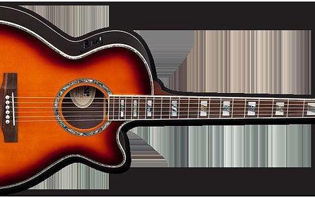 Elektroakustická kytara ESP LTD AC-15E S TSB