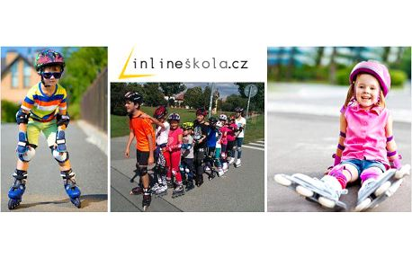 Jednodenní inline camp pro děti