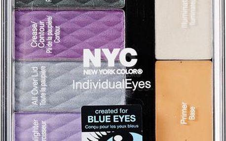 Oční stíny NYC New York Color Individual Eyes Custom Palette