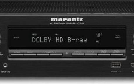 5.1 kanálový AV Hi-Fi přijímač Marantz NR1504
