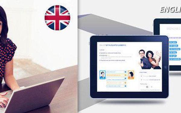 Online kurzy klasické či obchodní angličtiny
