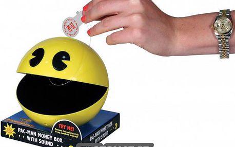 Hrající pokladnička Pac-Man!
