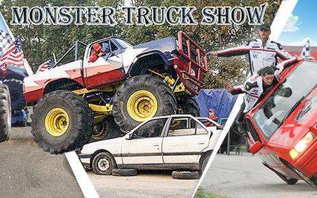 Nevídaná Monster Truck Show v Praze - Nové termíny