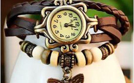 Stylové dámské retro hodinky