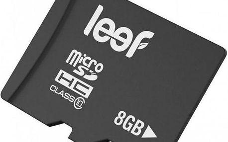 Paměťová karta Leef 8GB microSDHC (Class 10)
