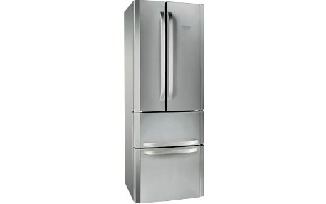 Americká lednička Hotpoint E4 D AA X C