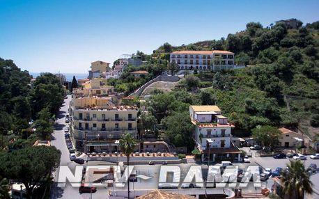 Hotel Villa Bianca, Sicílie, Itálie