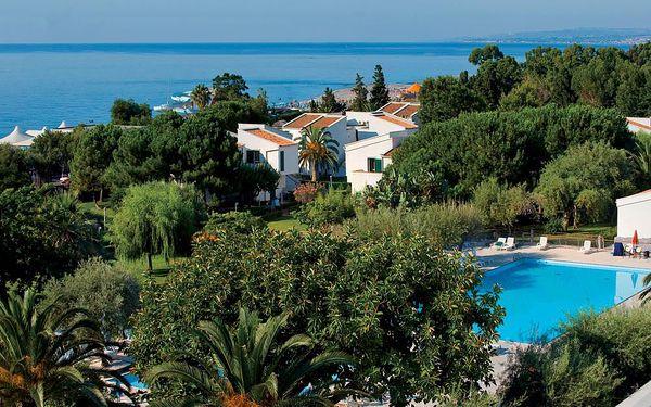 Hotel Naxos Beach Resort, Sicílie, Itálie5