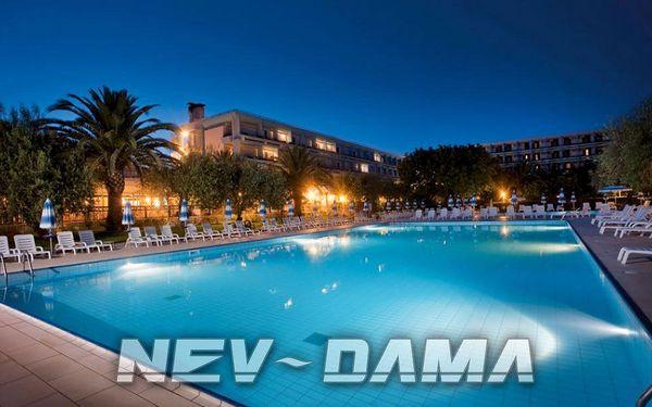 Hotel Naxos Beach Resort, Sicílie, Itálie