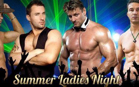 Summer Ladies NIGHT se skupinou The Rocky team