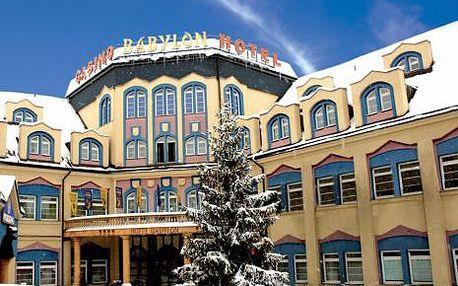 Česká republika, oblast Jizerské hory, doprava vlastní, snídaně, ubytování v 4* hotelu na 8 dní