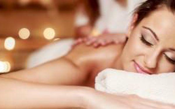 Relaxační masáž - nejoblíbenější hodinová masáž so...