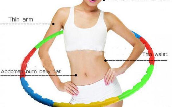 Hula hula kruh na hubnutí!