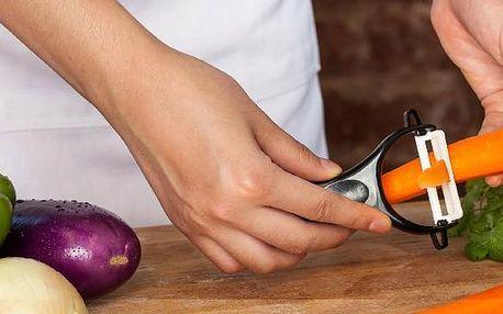 Keramická sada nůž a škrabka