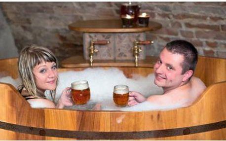 Pivní koupel pro dva Havířov, Ostrava