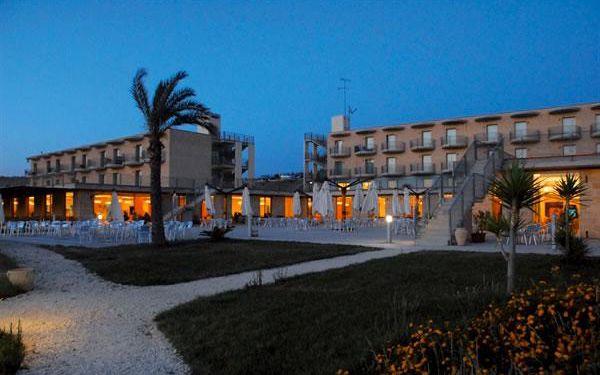 Hotel Menfi Beach Resort, Sicílie, Itálie2