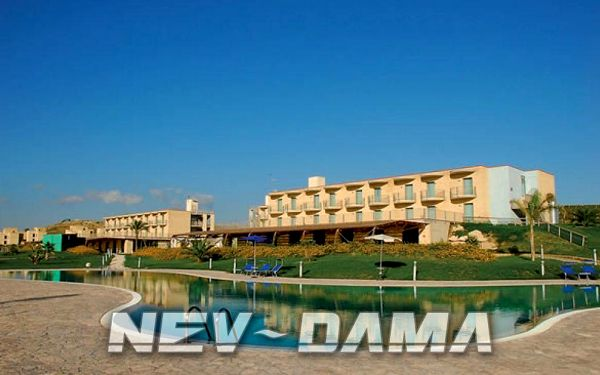 Hotel Menfi Beach Resort, Sicílie, Itálie