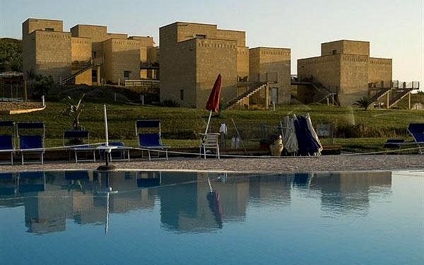 Hotel Menfi Beach Resort, Sicílie, Itálie3
