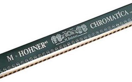 Foukací harmonika Hohner Chromatica