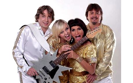 Velká letní ABBA show v Praze!