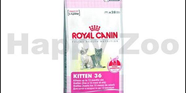ROYAL CANIN Kitten 10kg krmivo pro koťata