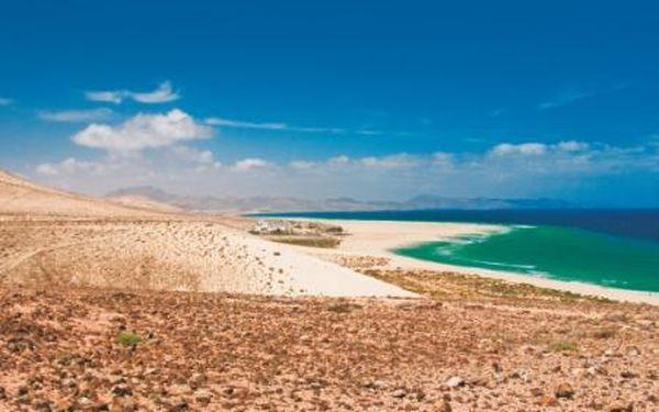 Meliá Fuerteventura, Fuerteventura, letecky, polopenze2