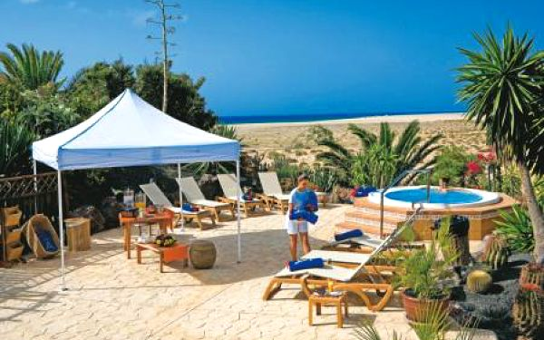 Meliá Fuerteventura, Fuerteventura, letecky, polopenze4