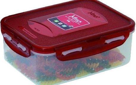 Dóza na potraviny CEV MLOCK 5 l bílá/červená