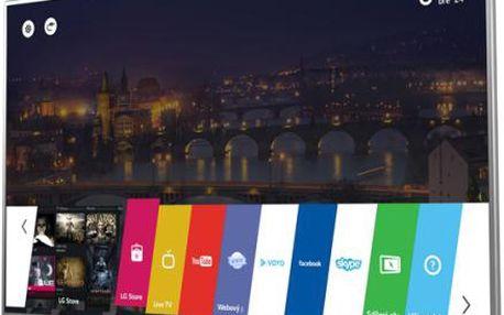 3D LED televize LG 32LB650V