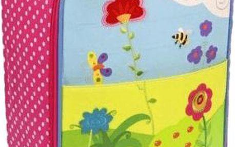 Dětský kufr na kolečkách Dushi kufry na kolečkách