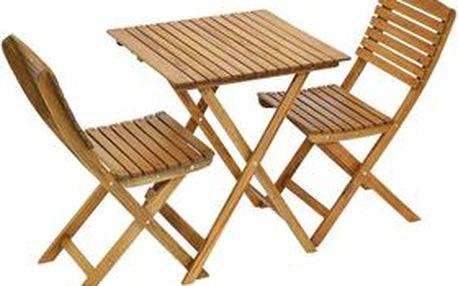 Balkonový set Alice Fieldmann FDZN 4010, dvě židle a stolek