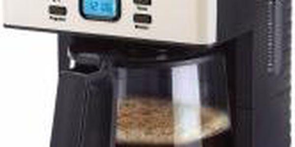 Kávovar JATA CA 580 s LCD displejem a časovačem až pro 20 šálků